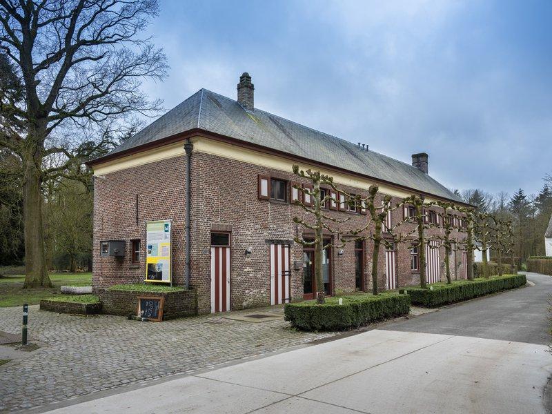 Bruges arrière-pays -Brugse Omeland-koestenhuis