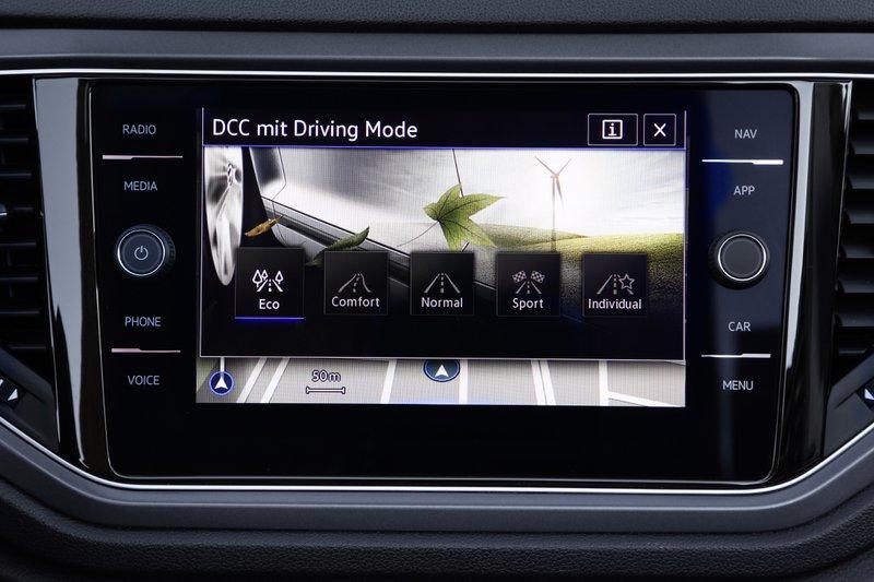 VW T-Roc les accessoires