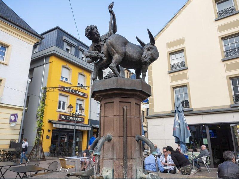 Luxemburg Diekirch