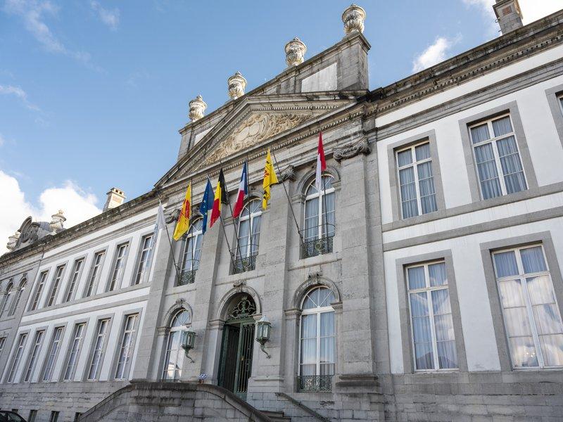 Hôtel de ville de Tournai