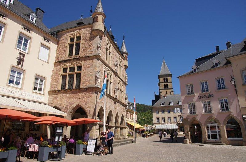Luxemburg Echternach
