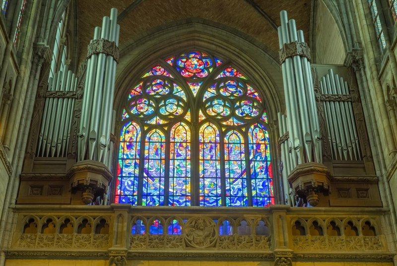 Arlon église Saint-Martin