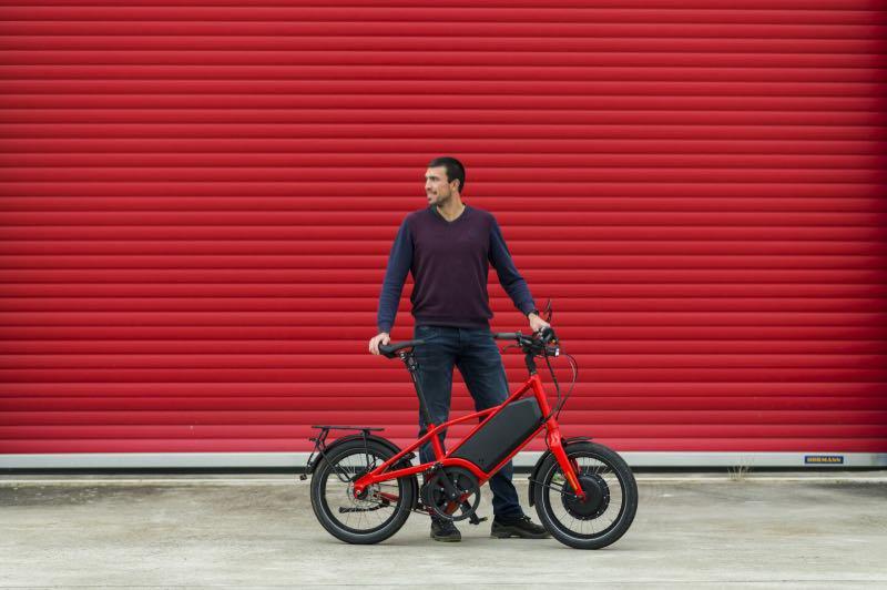 Ellio est une des plus jeunes marques de vélos belges