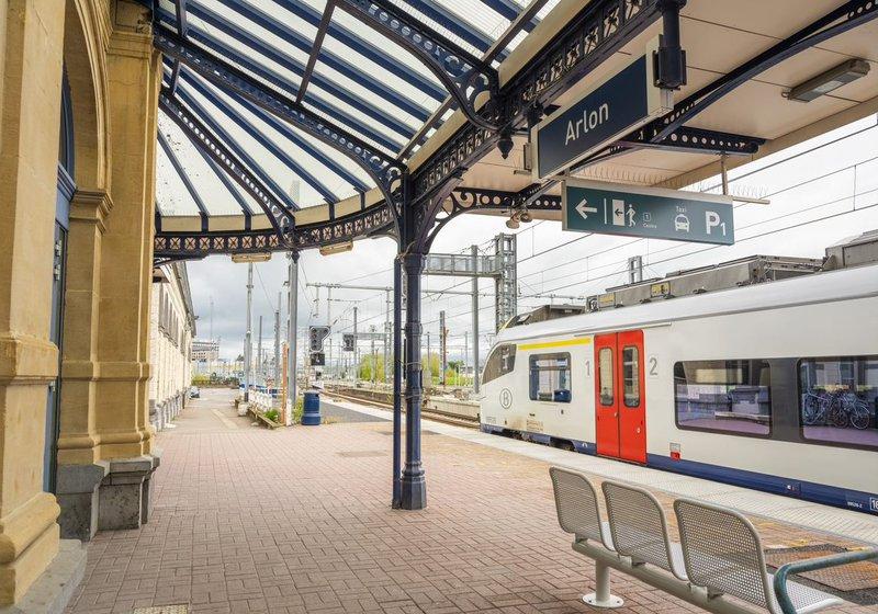 Gare d'Arlon