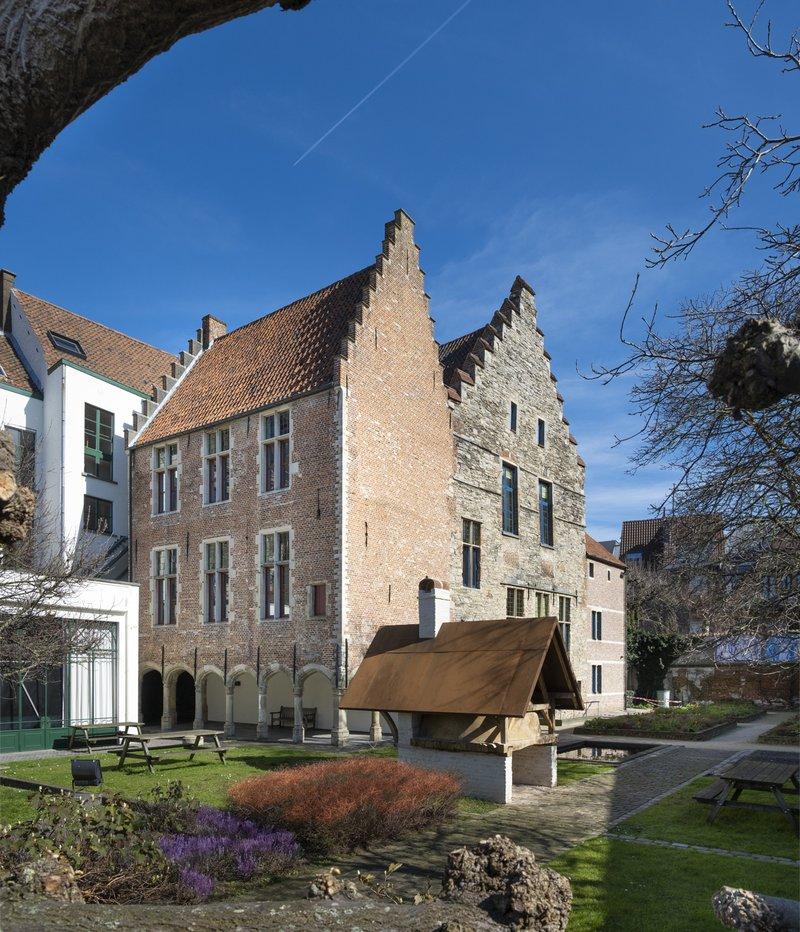 Gent - Hof van Ryhove