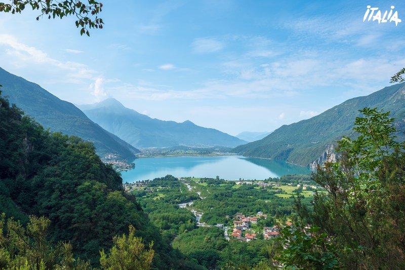La Lombardie - Lago di Mezzola