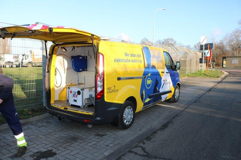elektrische wagens - depannage