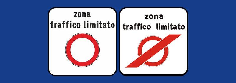 Zone à accès limité en Italie