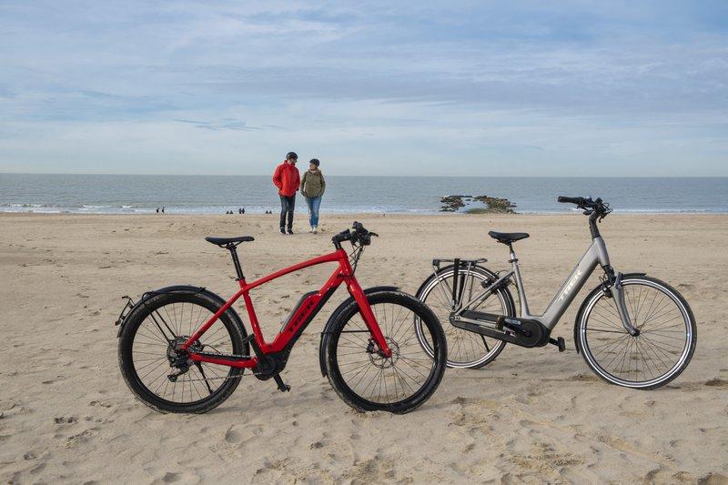 La côte belge à vélo