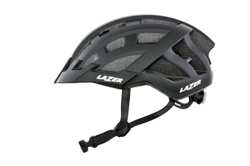 Lazer Compact DLX fietshelm