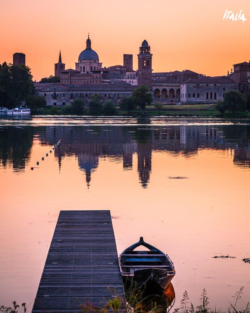Lombardije - Mantua