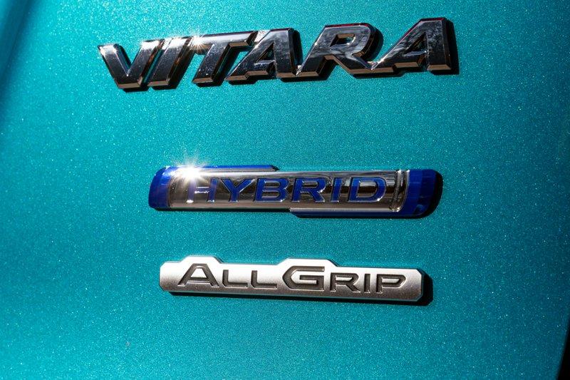 hybrid allgrip