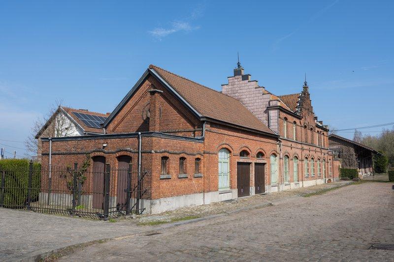 station van Pâturages