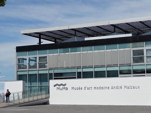 Le Havre  André Malraux museum