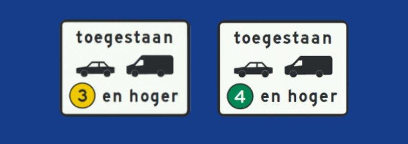 LEZ milieuzones Nederland
