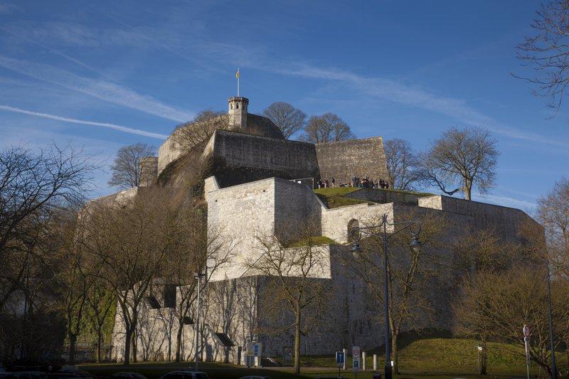 Namur  - La Citadelle