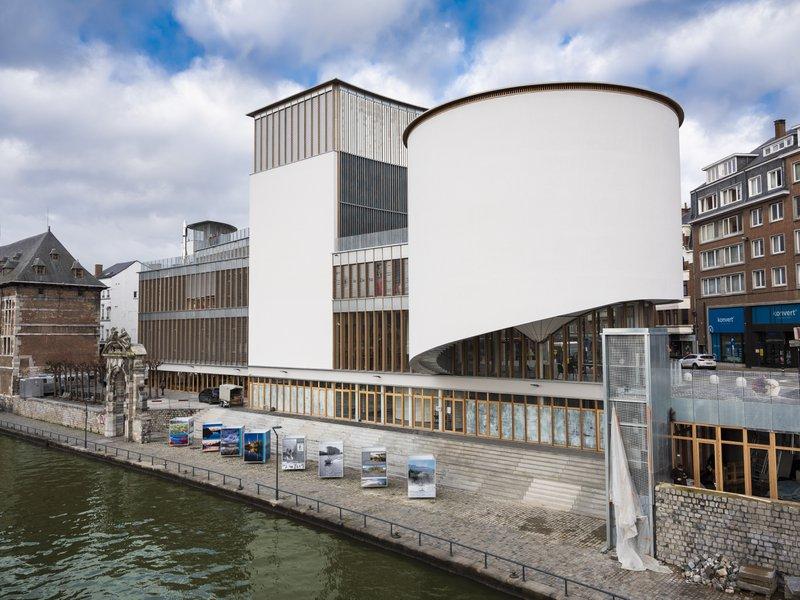 La Maison de la Culture -  Namur  Le Delta