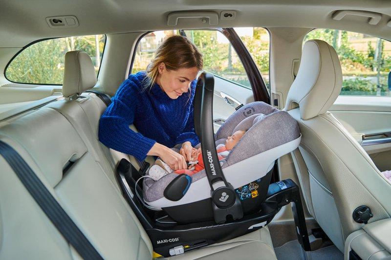 Sécurité longs trajet en voiture avec enfants