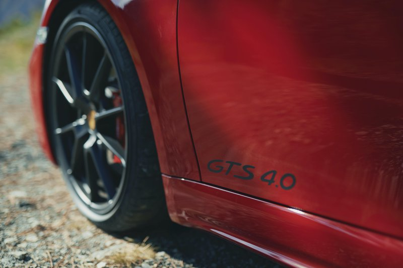 Porsche GTS 4.0