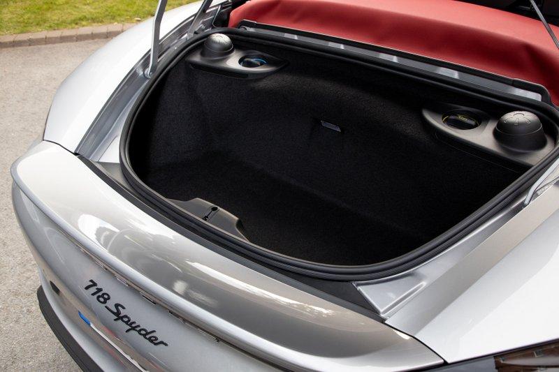 Porsche 718 GTS moteur
