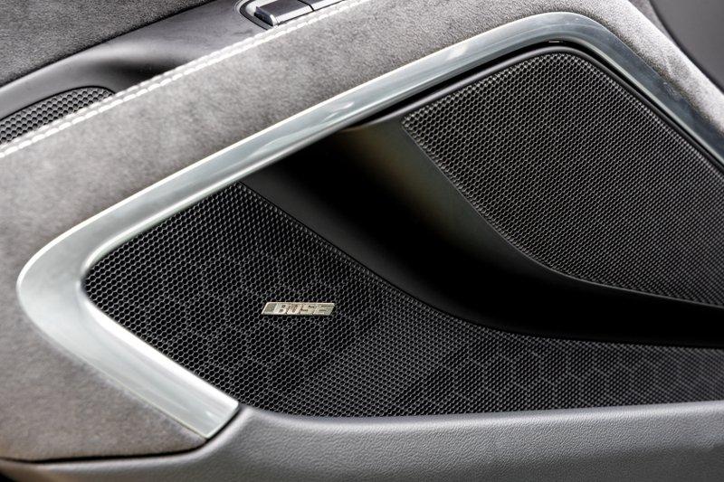 Porsche 718 GTS 4.0 intérieur