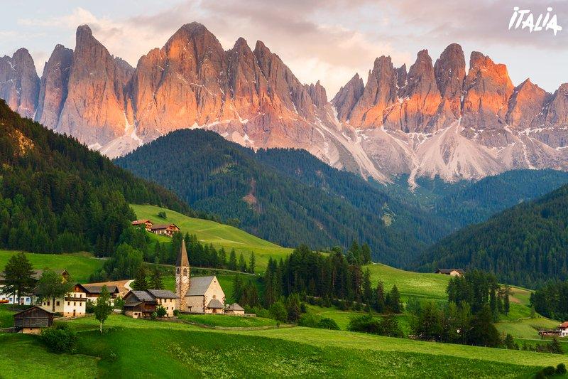 Zuid-Tirol - Dolomieten