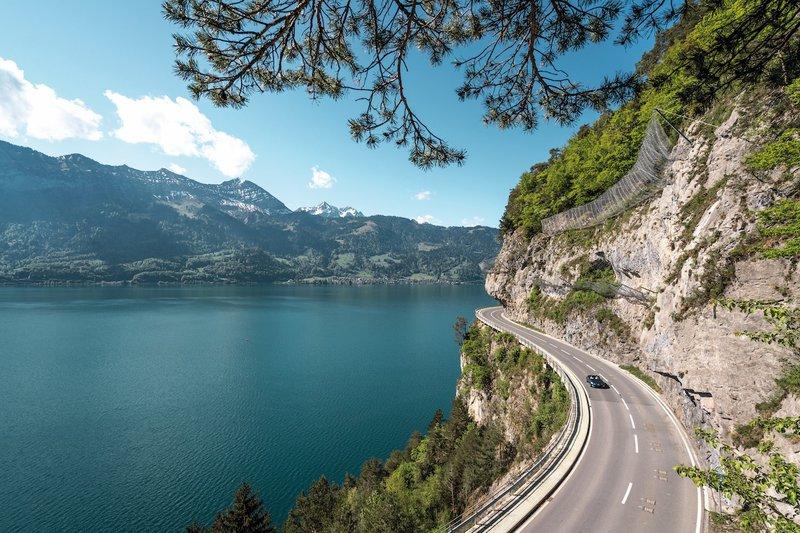 E-Grand Tour of Zwitserland