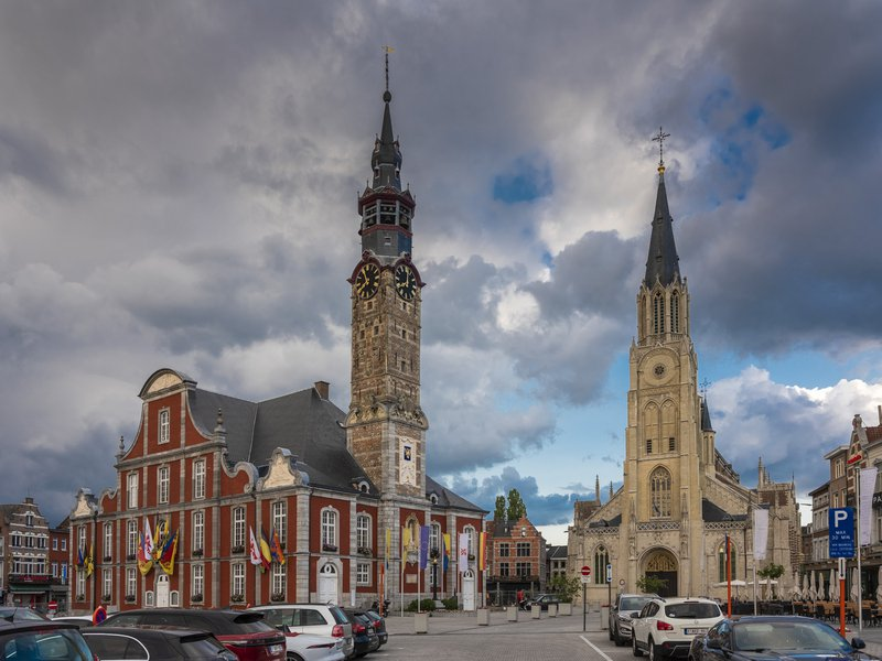 Saint-Trond - Grand-Place