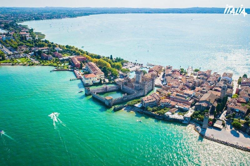La Lombardie - Garda