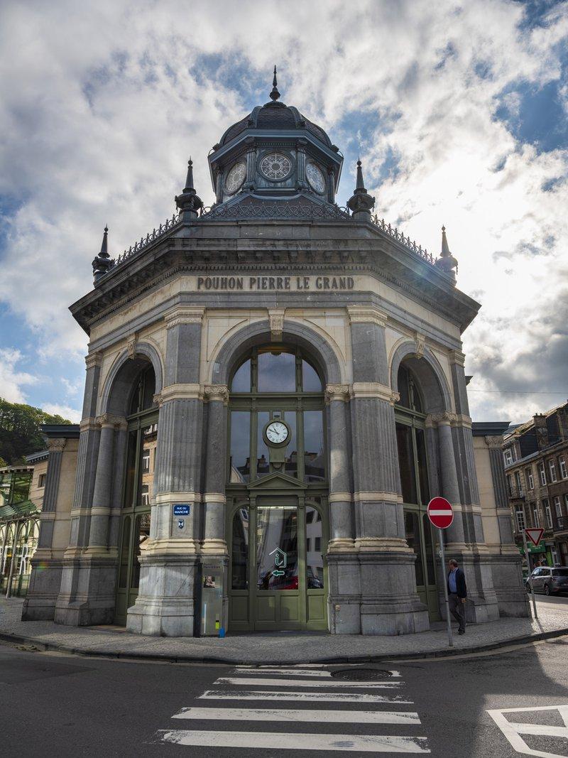 Spa - Source Pierre-le Grand