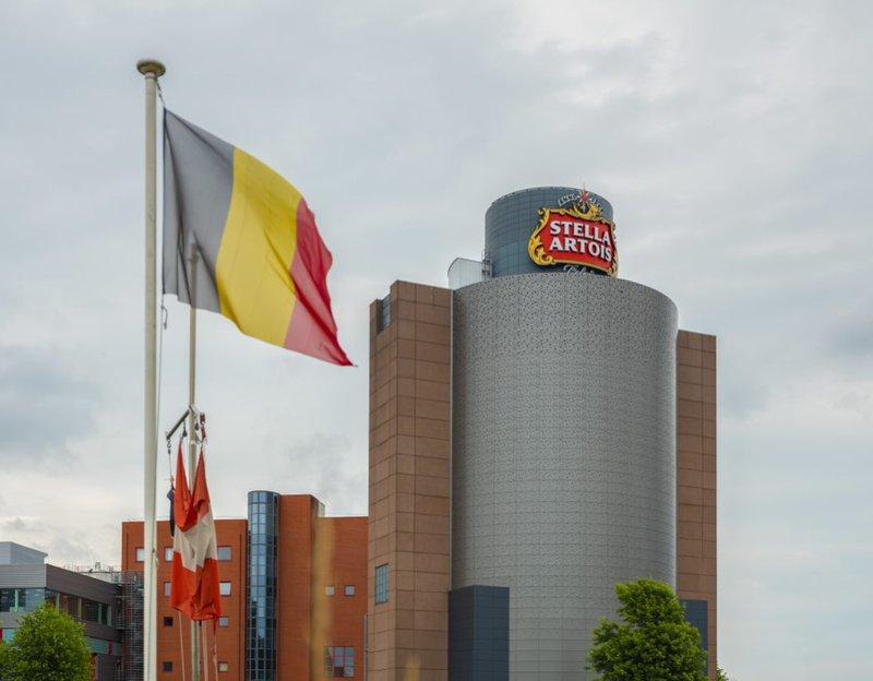 Louvain brasserie Stella Artois