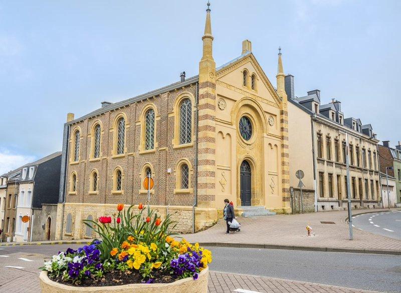 Arlon synagogue