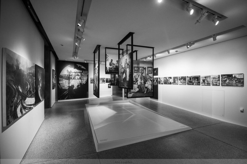Permanente tentoonstelling 'The Family of Man