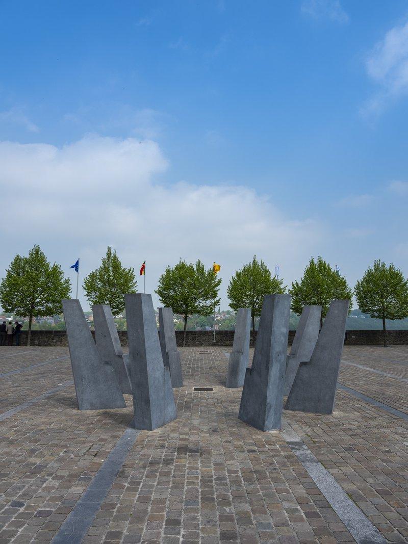 Thuin - Hedendaagse kunst