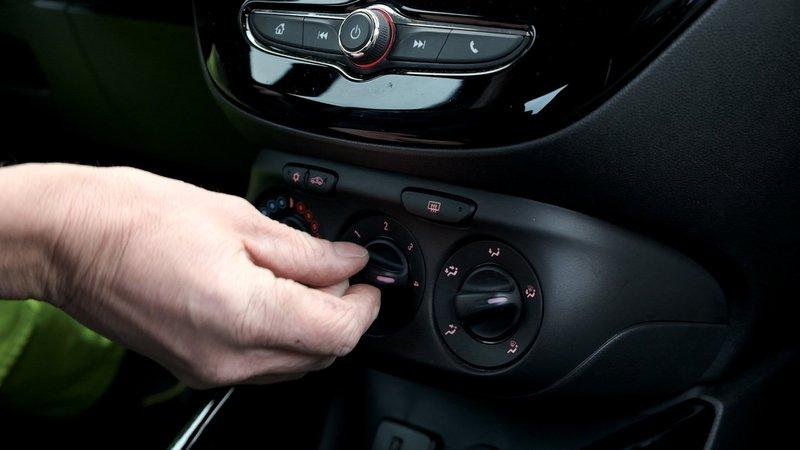 Poussez la ventilation pour limiter la surchauffe du moteur