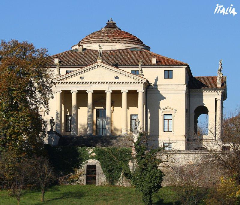Vénétie - Villa La Rotonda in Vicenza