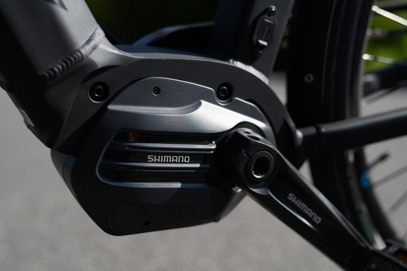 Yoors Nexus Shimano middenmotor