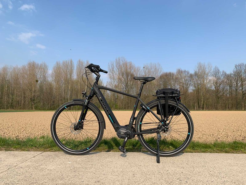 Yoors Nexus e-bike