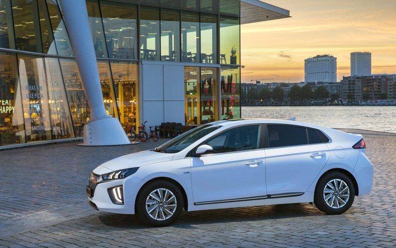 hybride plug-in: Hyundai Ioniq PHEV