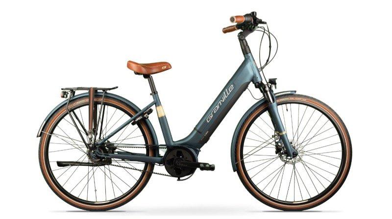 Des vélos confortables, la marque de fabrique de Granville