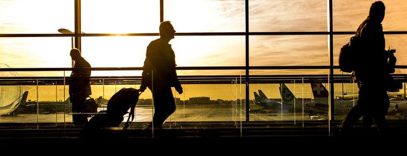Vacances en avion