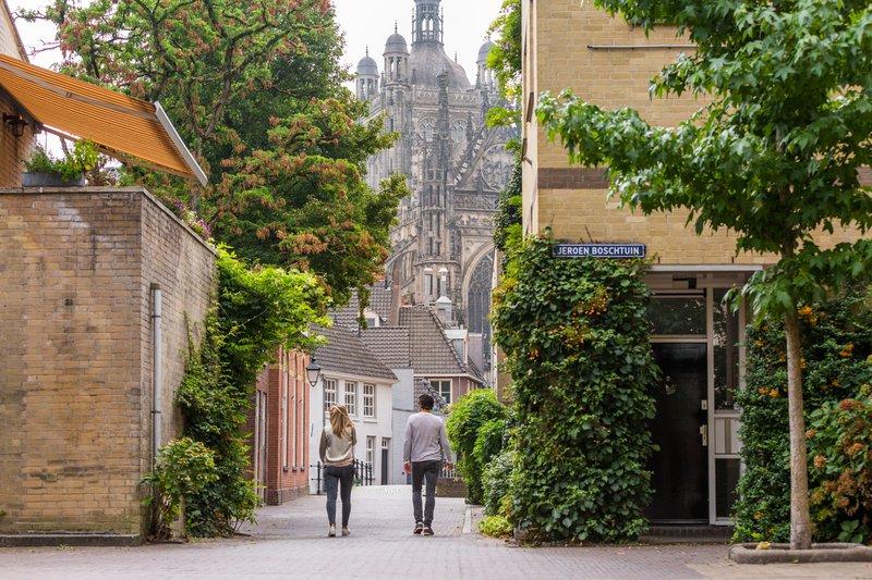Van Gogh Route - Sint-Janskathedraal