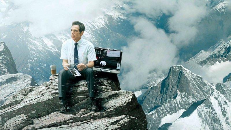 Een verre reis met Walter Mitty naar het Dak van de Wereld.