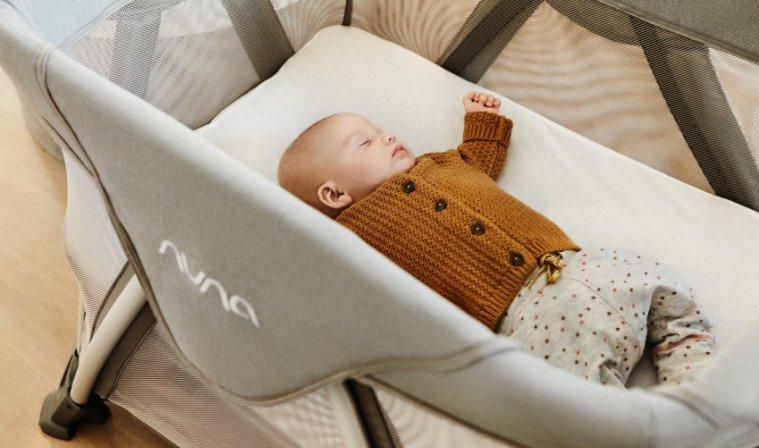 vacances avec enfants lit pliable pour bébé