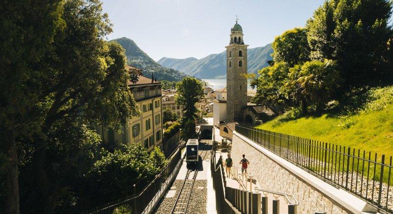 Suisse: Lugano