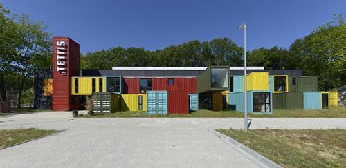 Le Havre Le Tetris