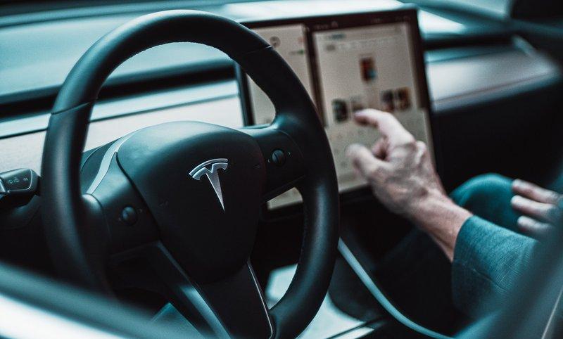 elektrische wagens - Tesla
